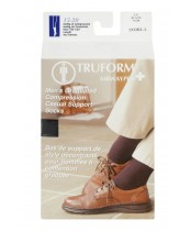 Truform Airway Plus Men's Graduated Compression Casual Support Socks