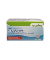 health one Daily Low-Dose Acetylsalic Acid Tablets