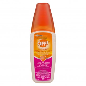 OFF! FamilyCare Tropical Fresh Spray For Kids