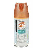OFF! FamilyCare Smooth & Dry