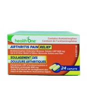 health One Arthritis Pain Relief 24's