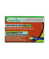 health One Arthritis Pain Relief 50's