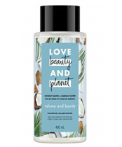 Love Beauty and Planet Coconut Water & Mimosa Flower Volume and Bounty Shampoo