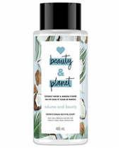 Love Beauty and Planet Coconut Water & Mimosa Flower Volume and Bounty Conditioner