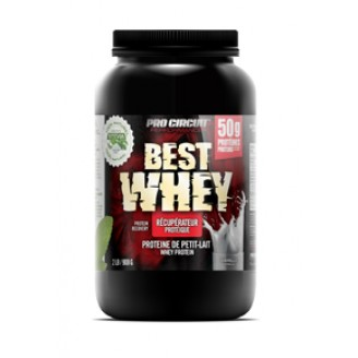 Pro Circuit Performance Best Whey Protein Recovery Powder