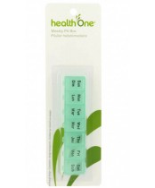 health One Mini Weekly Pill Box