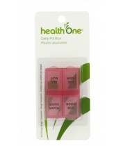 health One Daily Pill Box