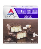 Atkins Endulge Coconut Candy Bars