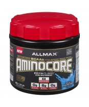 Allmax Aminocore Blue Raspberry Intra-Workout Muscle Support Drink Mix