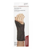 Formedica Multi-Fonction Left Wrist Brace Small-Medium