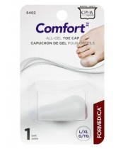 Formedica Comfort All-Gel Toe Cap L/XL