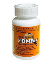 EBMfer Ferrous Ascorbate Iron Therapy Capsules Value Pack