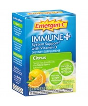 Emergen-C Immune Plus Citrus Drink Mix