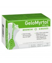 GeloMyrtol Bronchi and Sinus Relief Capsules