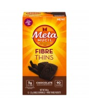 Metamucil Chocolate Fibre Thins