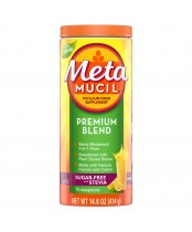 Metamucil Premium Blend Orange Sugar-Free Powder