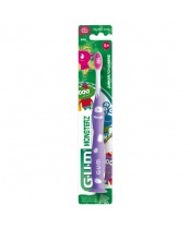 GUM® Junior Monsterz Manual Toothbrush, Age 5+