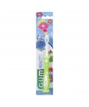 GUM® Kids' Monsterz Manual Toothbrush, Age 2+