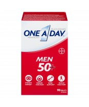 One A Day® Advanced Multivitamins for Men 50+