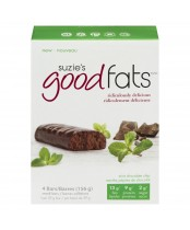 Suzie's Good Fats Mint Chocolate Chip