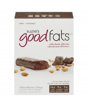 Suzie's Good Fats Rich Chocolatey Almond
