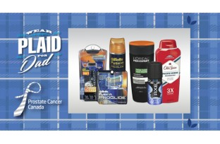 Win a $40 HealthSnap.ca Shopping Spree in Support of Prostate Cancer Research!