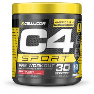 Cellucor C4 Sport Pre-Workout Fruit Punch