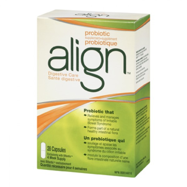 Buy Align Daily Probiotic | Align Dietary Supplement
