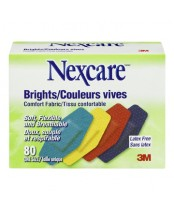 3M Nexcare Brights Comfort Fabric Bandages