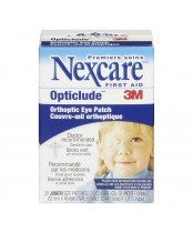 3M Nexcare Opticlude Orthoptic Eye Patch