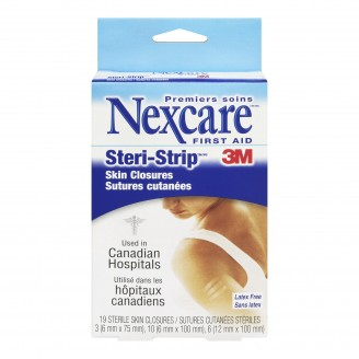 3M Nexcare Steri-Strips Skin Closures