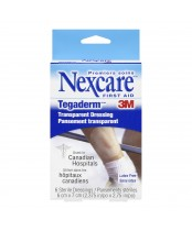 3M Nexcare Waterproof Transparent Dressing