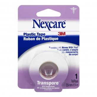 3M Nexcare Transpore Plastic Tape