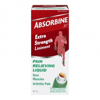 Absorbine Jr. Extra Strength Pain Relieving Liquid