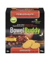 Abundance Bowel Buddy Bran Wafers