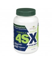 Abundance Naturally Formula 4SX for Men