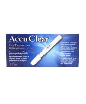 Accu-Clear Early Pregnancy Test