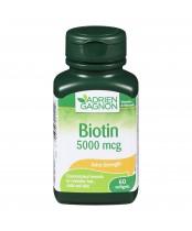 Adrien Gagnon - Biotin Ultra-Strength 5000 mcg