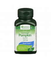 Adrien Gagnon Cold Pressed Pumpkin Seed Oil Softgels