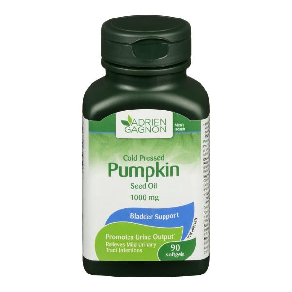 pumpkin seeds for bladder control