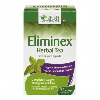 Adrien Gagnon Eliminex Herbal Tea with Cascara Sagrada