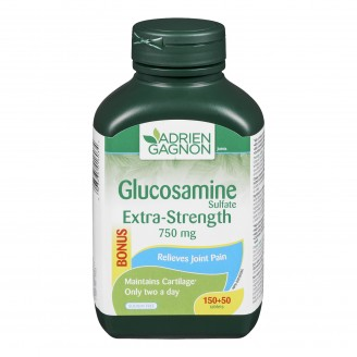 Adrien Gagnon Glucosamine Sulfate Extra-Strength Tablets