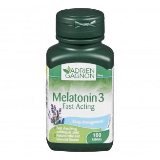 Adrien Gagnon Melatonin Tablets