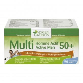 Adrien Gagnon Multi Active Men Tablets