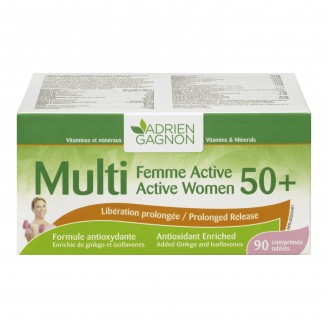 Adrien Gagnon Multi Active Women Tablets