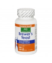 Adrien Gagnon Natural Health Brewer's Yeast Tablets