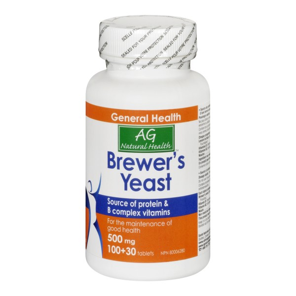 Brewers Yeast Free Food
