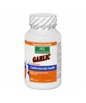 Adrien Gagnon Natural Health Garlic Softgels