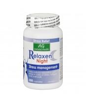 Adrien Gagnon Natural Health Relaxen Night Capsules