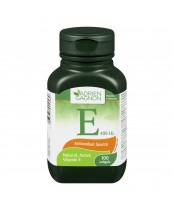 Adrien Gagnon Natural Vitamin E